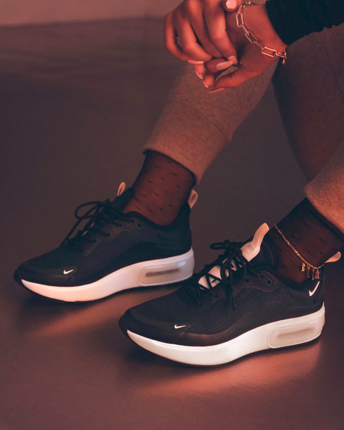 Nike Air Max Dia nere
