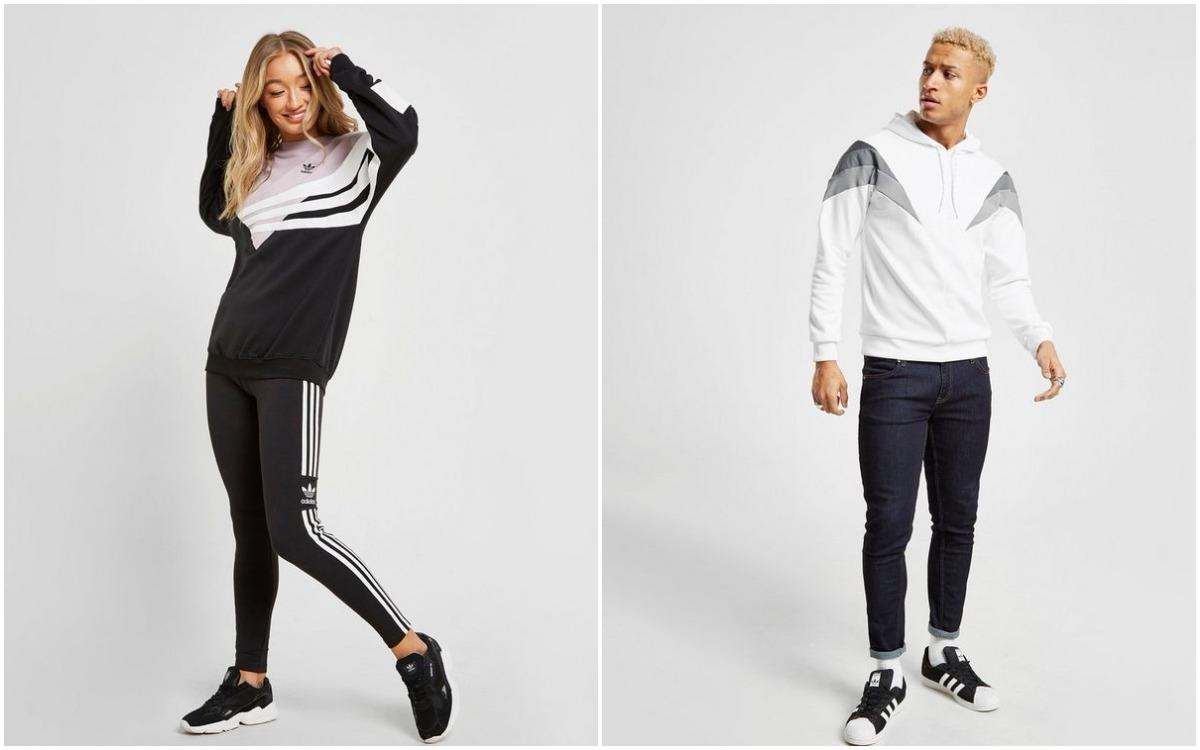 nuova collezione adidas Originals abbigliamento uomo e donna