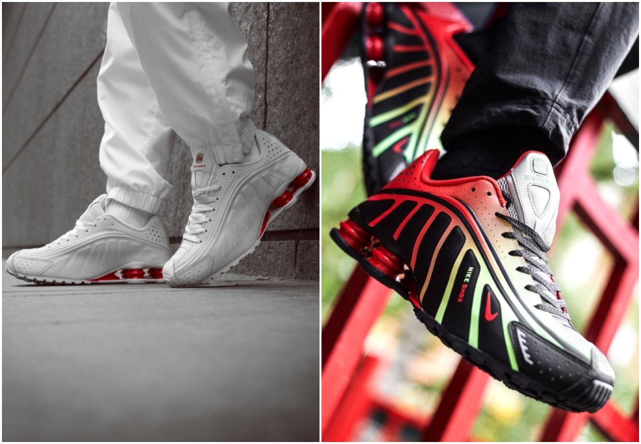 Nike Shox R4 Nymar