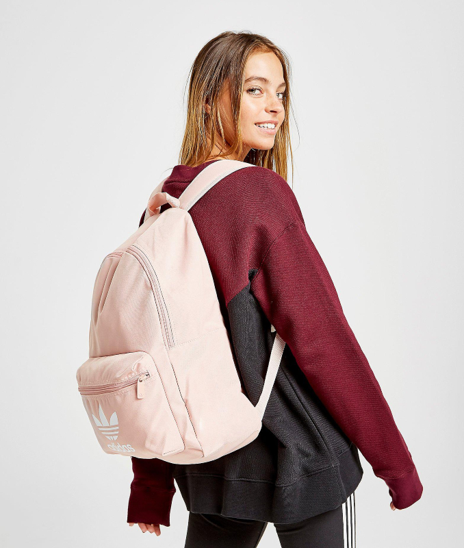 Zaino rosa pastello adidas Originals