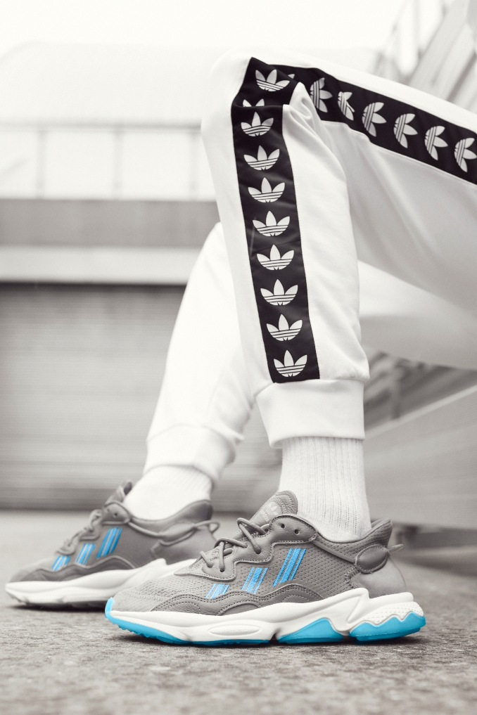 adidas ozweego bianche e nere
